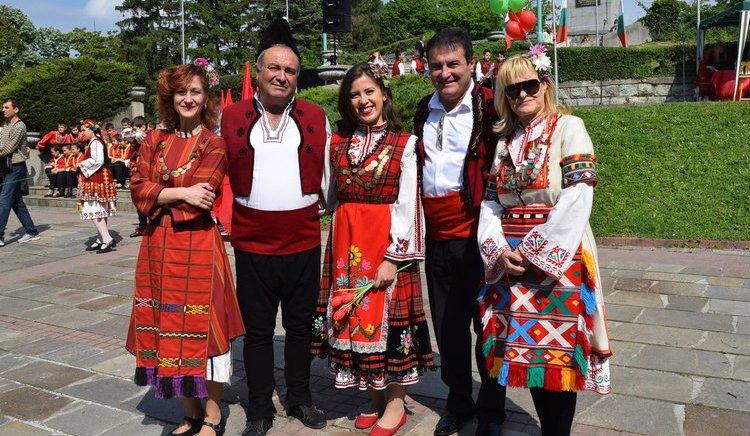 БСП-Кърджали почете Първи май