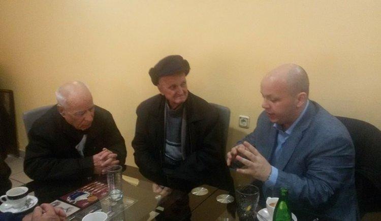 Много битови и социални въпроси поставиха хората от кърджалийско пред Александър Симов