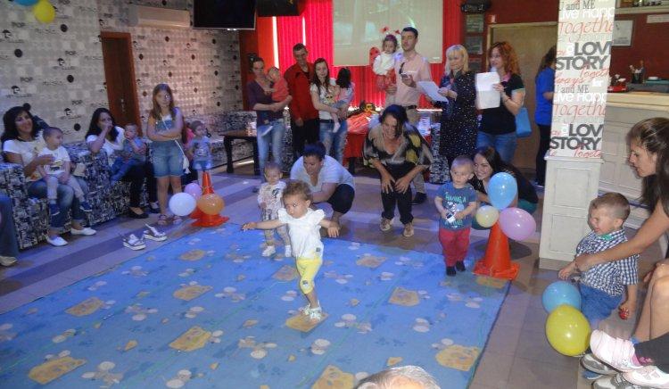 Майки от Кърджали отпразнуваха 1 юни с най-малките