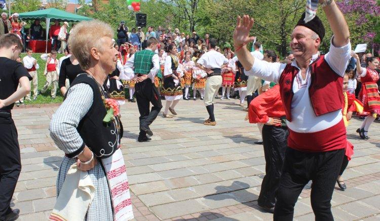 """Над 5000 души от Кърджали и Хасково се събраха на """"Танцувай с мен - 4"""" по случай 1 май"""